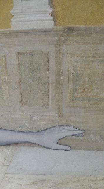 , 'Querida Afresco,' 2014, Casa Triângulo