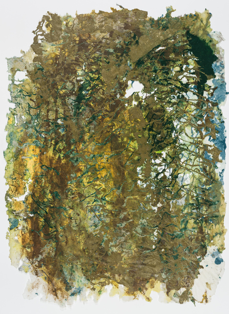 , 'Green Gold,' 2016, inde/jacobs