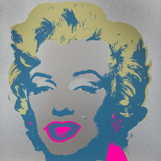 Andy Warhol, 'Marilyn Monroe (Sunday B. Morning)', 2012, Forum Auctions