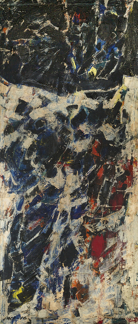 , 'Untitled (56-14),' 1956, Berry Campbell Gallery