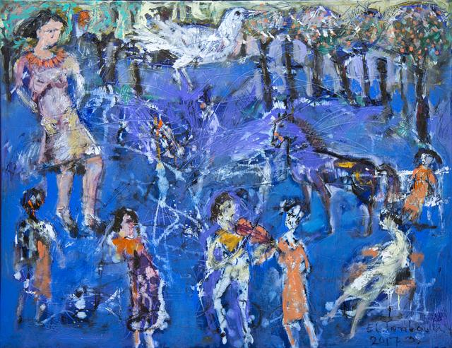 , 'The Prophet's Garden,' 2018, Janet Rady Fine Art