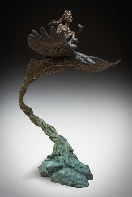 , 'The Flight of Saga,' 2018, IX Gallery