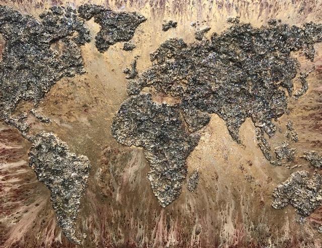 , 'The World XXVII,' 2018, Villa del Arte Galleries