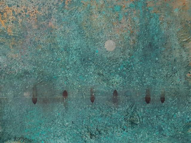 , 'Luna llena,' 2015, Aldama Fine Art