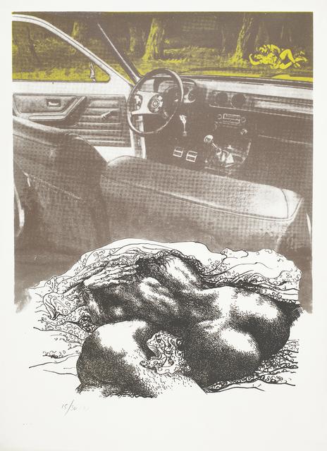 """, 'Untitled (No. 5). De la serie """"La Obsesión de la Belleza"""" ,' ca. 1976, Cosmocosa"""
