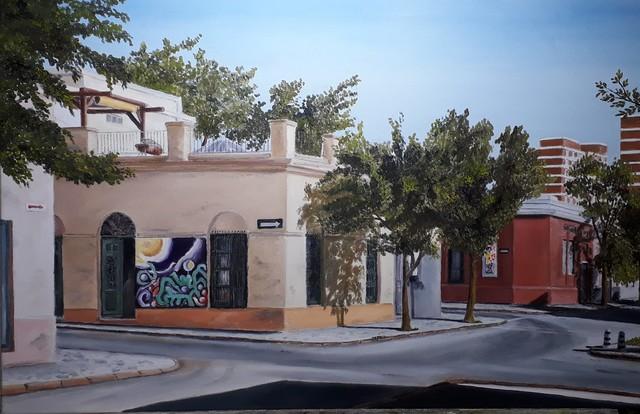, 'Barrio Sur,' 2019, ACCS Visual Arts