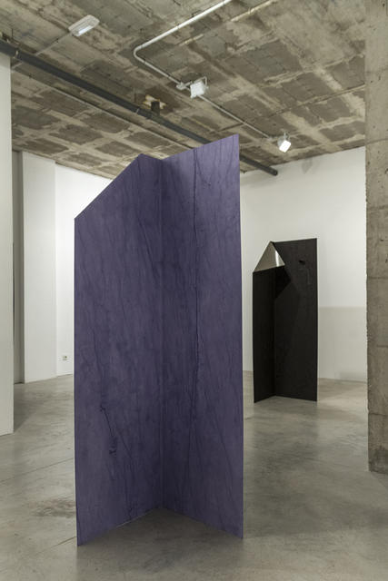 , 'Lavandula (stainless steel),' 2014, LUNDGREN GALLERY