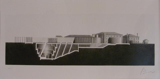 , 'Fabrica (Benetton Reserch Center) I,' 1998, Watanuki Ltd. / Toki-no-Wasuremono