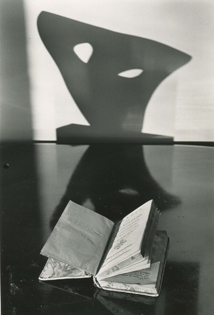 , 'Still Life with Book and Sculpture,' 1974, Catherine Couturier Gallery