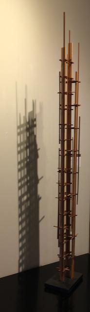 , 'Mondrian Form,' 2002, Atrium Gallery