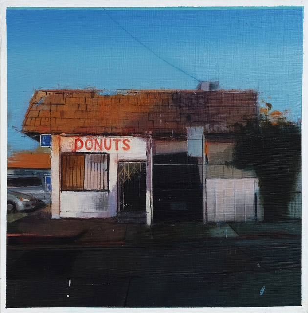 """, '""""Donuts"""",' 2018, PDP Gallery"""