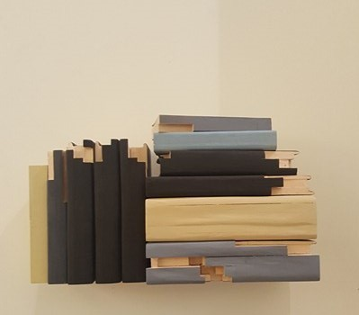 , 'Replica 05 (books),' 2018 , Ro2 Art