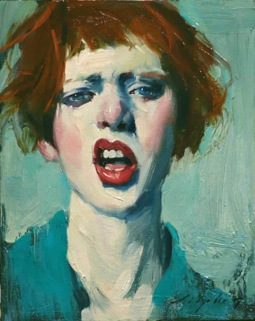 , 'Sneer,' 2017, Pontone Gallery