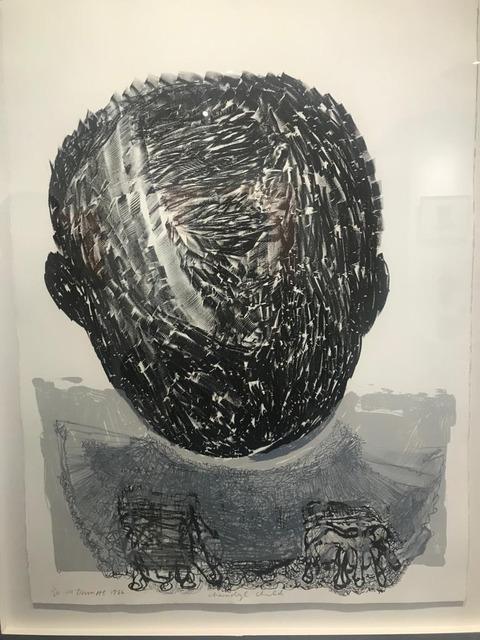 Marlene Dumas, 'Chernobyl child 1/20', 1986, Axis Art Gallery