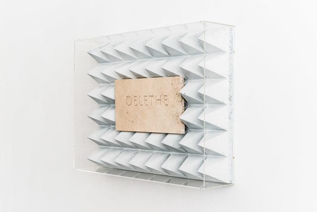 , 'Delethe (Edition) ,' 2015, alexander levy
