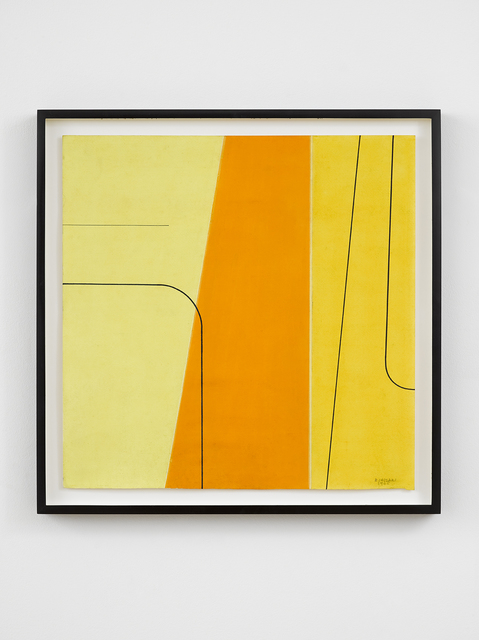 Bice Lazzari, 'Senza Titolo [Untitled]', 1965, Richard Saltoun