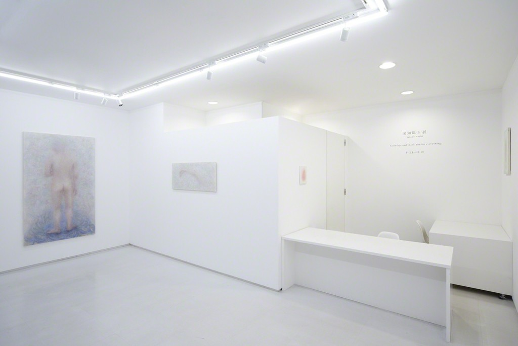 "Installation view from ""Good-bye and thank you for everything."" 8/ ART GALLERY/ Tomio Koyama Gallery, 2016 ©Satoko Nachi, photo by Kenji Takahashi"