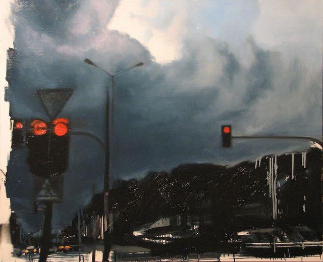 , 'Nice clouds, dad,' 2014, Galerie Sandhofer