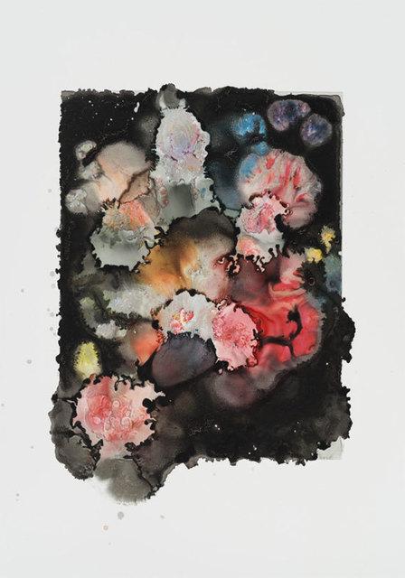 """, '""""Blumenbukett in einer Glasvase"""" nach Nicolas van Veerendael 1662 5/9,' 2017, Von Lintel Gallery"""