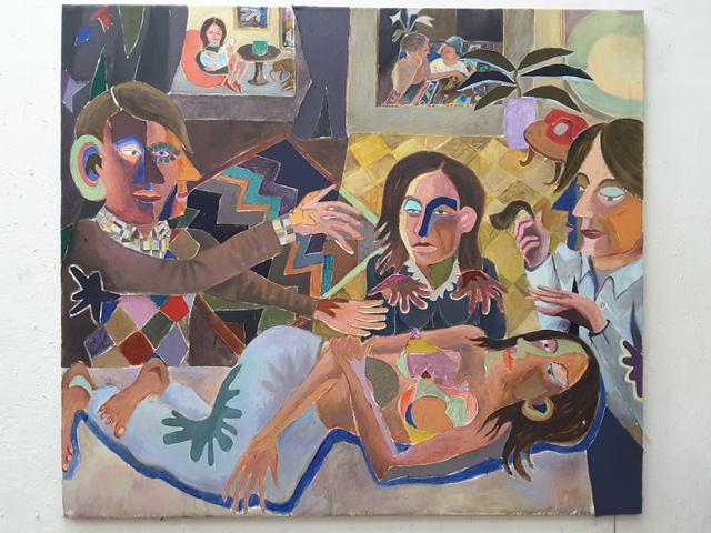 , 'Healing seance,' 2016, Francesca Minini