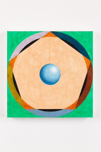 , 'Milanese Pentagon,' 2018, David B. Smith Gallery