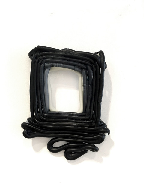 Tiwánee van der Horst, 'Black Window', 2018, NL=US Art