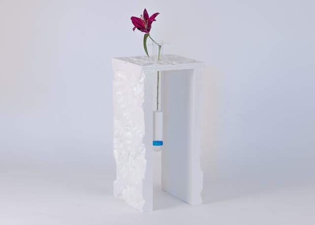 , 'Pearlescent Lily Vase 1,' 2016, 315 Gallery