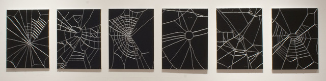 , 'Spiders on drugs,' 2013, Laroche/Joncas