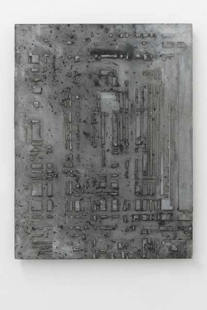 , 'Untitled,' 2015, CINNNAMON