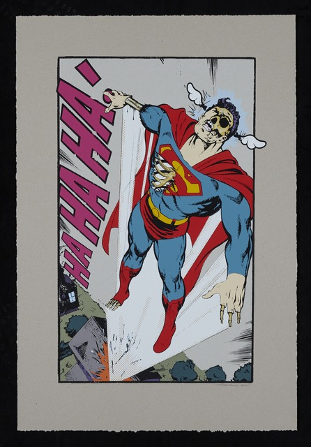 , 'Ha, Ha, Ha, Not So Superman, 2008,' 2008, StolenSpace Gallery