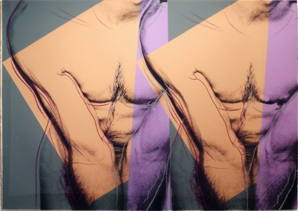 , 'Torso (Double),' ca. 1982, Hamilton-Selway Fine Art