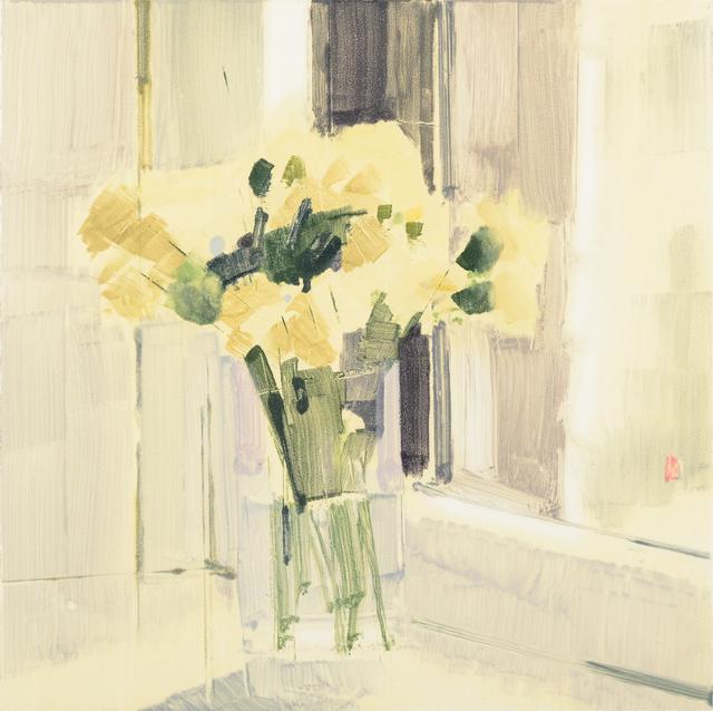 , 'Flowers 10,' 2014, Kathryn Markel Fine Arts