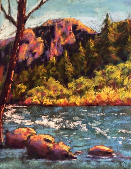 Kelsey Burke, 'Yosemite Surprise', 2018, Tim Collom Gallery
