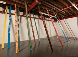, 'Drowned Orchard | Secret Boatyard,' 2014, Gwangju Biennale