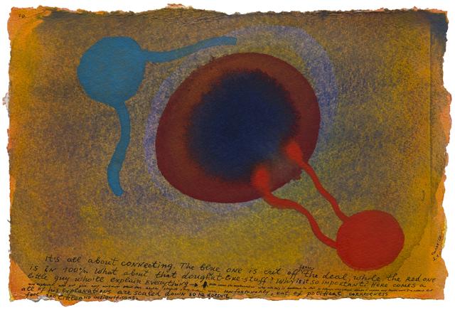 , 'Stories in Colour #70,' 2016-2017, Dvir Gallery