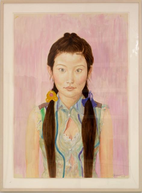 Qi Zhilong, 'Portrait of a Woman', 2008, Ethan Cohen New York