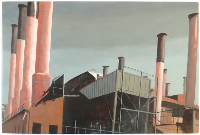 , 'Overhaul of the North Boiler House, 1934,' 2016, EBONY/CURATED
