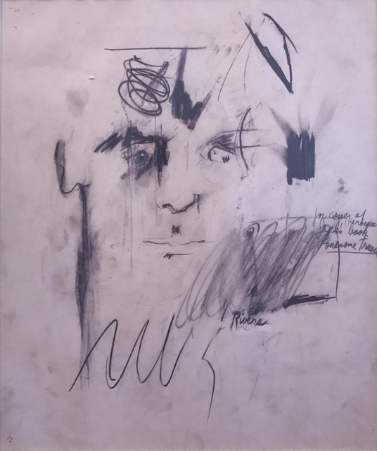 , 'Jack Kerouac,' 1960, Tibor de Nagy