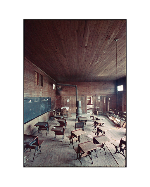 , 'Black Classroom, Shady Grove, Alabama, 1956,' 1956, Adamson Gallery