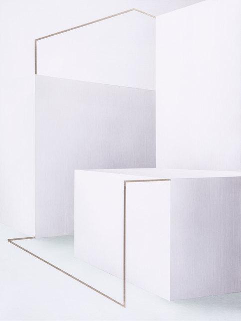 Ira Svobodová, 'Framing Space 15', 2019, River