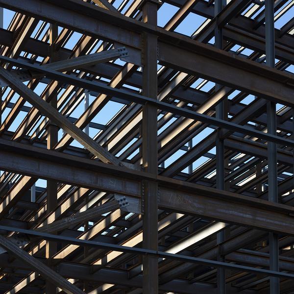 , 'Structural Steel #2,' 2018, Bau-Xi Gallery