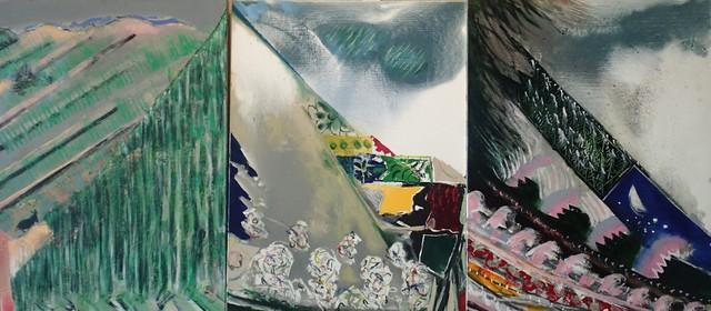 , 'Summer Storm,' 2016, Rakursi Art Gallery
