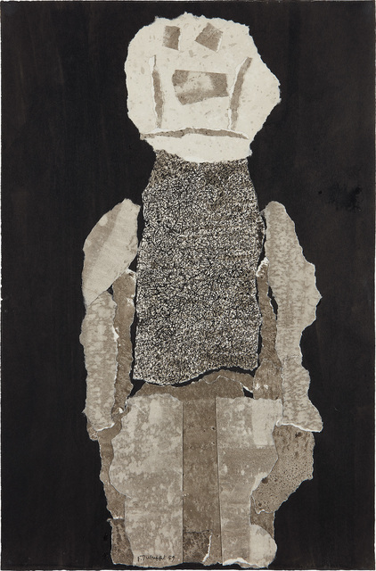 Jean Dubuffet, 'Barbe des bourreaux de Paris', 21671, Phillips