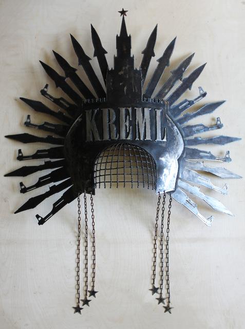 ", 'Kokoshnik ""Kreml"",' 2014, 11.12 Gallery"