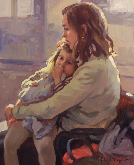 , 'Mother and Child,' , J. Cacciola Gallery
