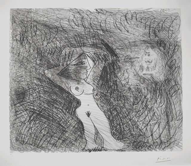 , 'Peintre Peignant son modèle,' 1968, R. S. Johnson Fine Art
