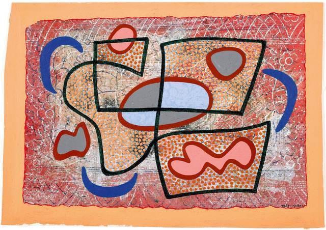Otto Nebel, 'Kleine Pracht', 1967, Koller Auctions