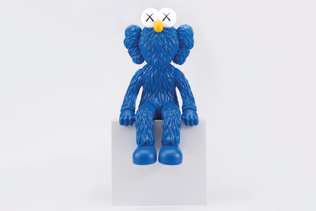 KAWS, 'SEEING by Kaws', 2018, Gin Huang Gallery