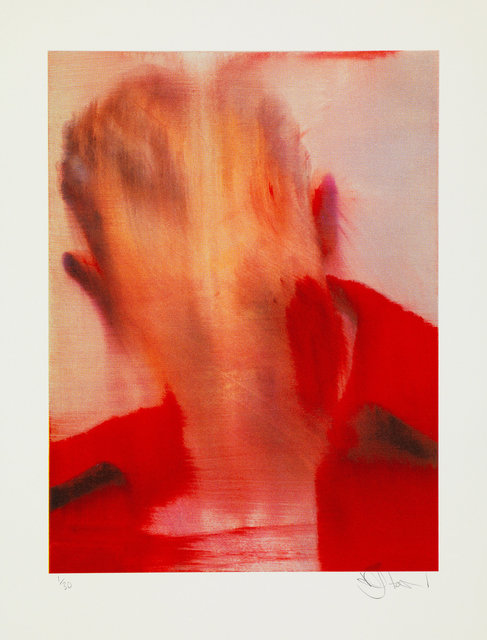 Conor Harrington, 'Head Of State (Red)', 2017, Stowe Gallery