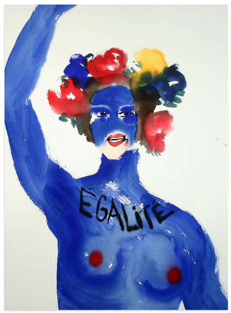 , 'Égalité,' 2016, Anna Zorina Gallery